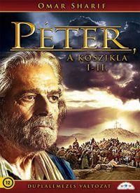 Péter a kőszikla DVD