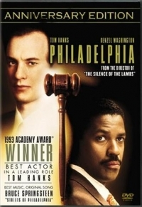 Philadelphia - Az érinthetetlen DVD
