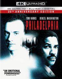 Philadelphia - Az érinthetetlen (4K UHD + BD) Blu-ray