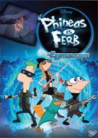 Phineas és Ferb - A film: A 2. dimenzió DVD