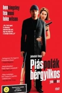 Piás polák bérgyilkos DVD