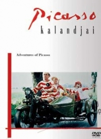 Picasso kalandjai DVD
