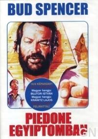 Piedone Egyiptomban DVD