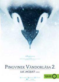 Pingvinek vándorlása 2. DVD