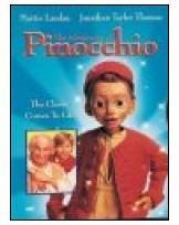 Pinokkió DVD
