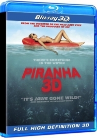 Piranha 3D Blu-ray
