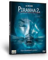 Piranha 2. - Repülő gyilkosok DVD