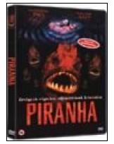 Piranha 3. - Terror a mélyből DVD