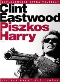 Piszkos Harry *Szinkronizált* DVD