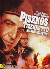 Piszkos tizenkettő - Halálos küldetés DVD