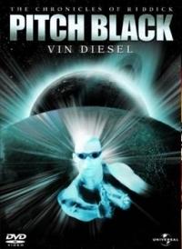 Pitch Black - 22 évente sötétség DVD