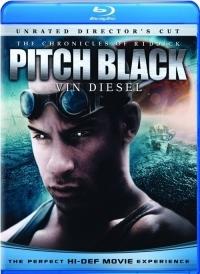 Pitch Black - 22 évente sötétség Blu-ray