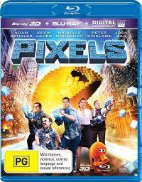 Pixel Blu-ray