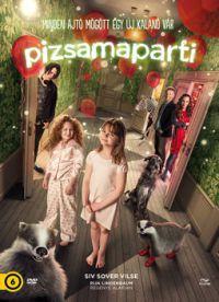 Pizsamaparti DVD