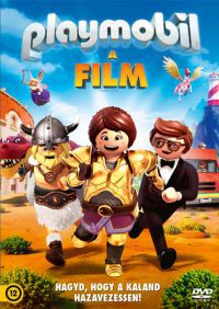 Playmobil: A film DVD