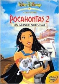 Pocahontas 2. - Vár egy új világ! DVD