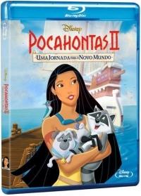 Pocahontas 2. - Vár egy új világ! Blu-ray