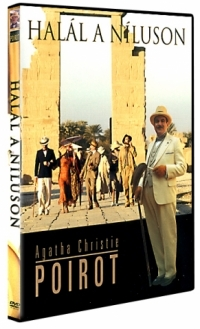 Poirot: Halál a Níluson DVD