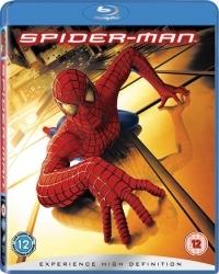 Pókember Blu-ray