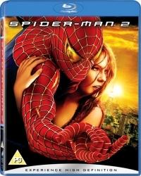 Pókember 2.  (bővített változat) Blu-ray