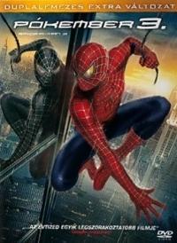 Pókember 3. DVD