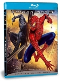 Pókember 3. Blu-ray