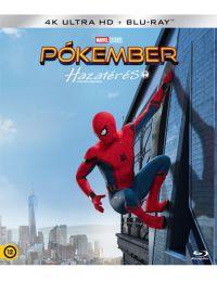 Pókember - Hazatérés (UHD+Blu-ray) Blu-ray