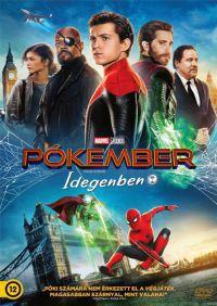 Pókember: Idegenben DVD