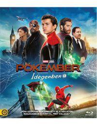 Pókember: Idegenben Blu-ray