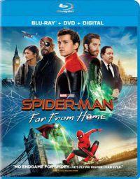 Pókember: Idegenben 3D Blu-ray