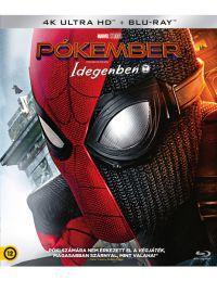 Pókember: Idegenben (4K UHD + Blu-ray) Blu-ray