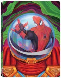 Pókember: Idegenben  - limitált, fémdobozos változat ( Mysterio steelbook) 2D és 3D Blu-ray