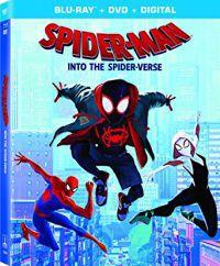 Pókember - Irány a Pókverzum *Marvel* Blu-ray