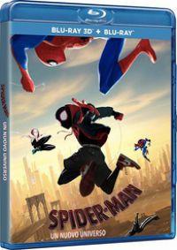 Pókember - Irány a Pókverzum  *Marvel* 2D és 3D Blu-ray