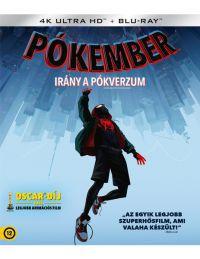 Pókember - Irány a Pókverzum Blu-ray + 4K Blu-ray