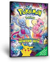 Pokémon - Az első film DVD