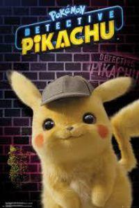 Pokémon - Pikachu, a detektív DVD