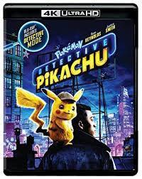 Pokémon - Pikachu, a detektív (4K UHD + Blu-ray) Blu-ray
