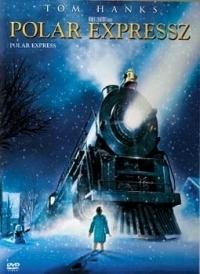 Polár Expressz DVD
