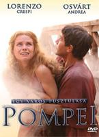 Pompei - Egy város pusztulása DVD