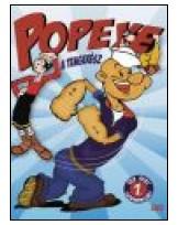 Popeye, a tengerész DVD