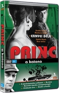 Princ, a katona DVD