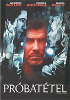 Próbatétel DVD