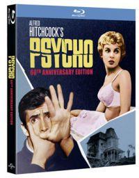 Psycho - 60. évfordulós kiadás Blu-ray