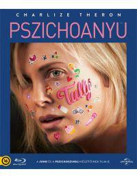 Pszichoanyu Blu-ray
