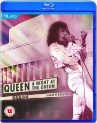 Queen - A Night at the Odeon - Hammersmith 1975 Blu-ray