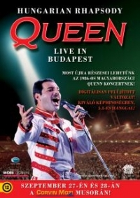 Queen - Live in Budapest *Hungarian Rhapsody* DVD