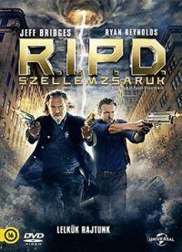 R.I.P.D. - Szellemzsaruk DVD
