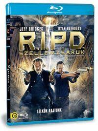 R.I.P.D. - Szellemzsaruk Blu-ray