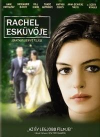 Rachel esküvője DVD
